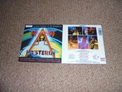 DEF LEPPARD HYSTERIA CD SINGLE NUMBERED PS