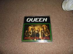 QUEEN CRAZY LITTLE THING CALLED LOVE 7INCH PS