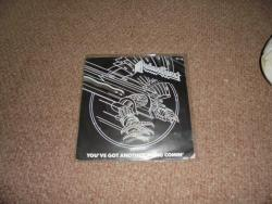 JUDAS PRIEST ANOTHER THING 7INCH DEMO PS
