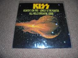 KISS HEAVENS ON FIRE 12INCH PS