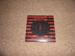 SLIPKNOT THE HERETIC ANTHEM PROMO CD