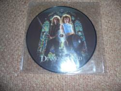 DIAMOND HEAD OUT OF PHASE 7INCH PIC DISC