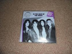 DIAMOND HEAD IN THE HEAT OF THE NIGHT 7INCH DOUBLEPACK PS
