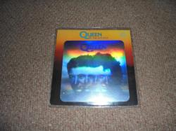 QUEEN THE MIRACLE 7INCH HOLOGRAM PS