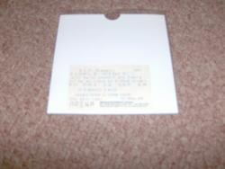 1989 SIMPLE MINDS BHAM STUB