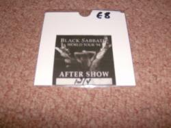 1994 AFTERSHOW PASS