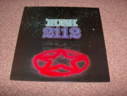 2112 UK LP EX CONDITION