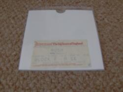 21ST APRIL 1988 BHAM STUB