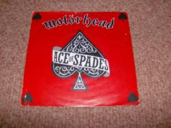 ACE OF SPADES 7INCH UK PS