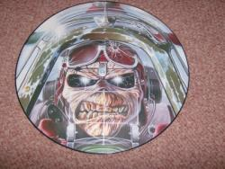 ACES HIGH PIC DISC