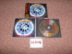 ADRENALIZE JAP CD EXTRA TRACKS