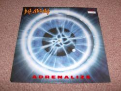 ADRENALIZE NUMBERED LP PIC DISC