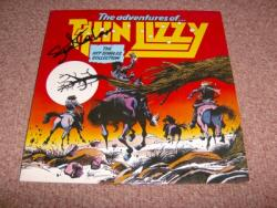 ADVENTURES OF LP SIGNED