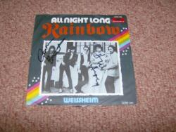 ALL NIGHT GER 7PS SIGNED