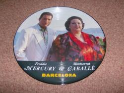 BARCELONA 12INCH PIC DISC