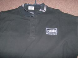 BE HERE NOW POLO SHIRT