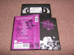 BIG COUNTRY SAFETY NET VHS VIDEO SIGNED