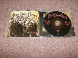 BLACK STONE CHERRY CD SIGNED