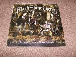 BLACK STONE CHERRY FOLKLORE LP FULLY SIGNED