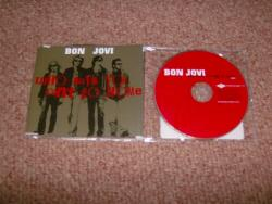CANT GO HOME CD PROMO PS