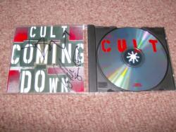 COMING DOWN CD SINGLE SIGNED