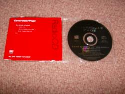COVERDALE PAGE YOURSELF PROMO CD