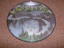 CREEPING DEATH PICTURE DISC