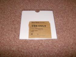 CULT BHAM ODEON 2ND ROW STUB 1987
