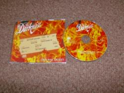 DARKNESS TICKET PROMO CD
