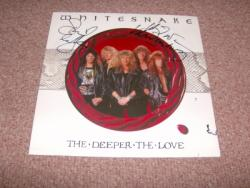 DEEPER 12PS AUTOGRAPHED