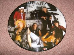 DONT CRY GERMAN 12INCH PIC DISC