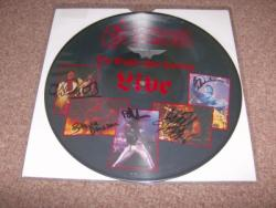 EAGLE PIC DISC FULLY SIGNED