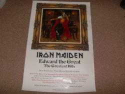 EDWARD THE GREAT POSTER