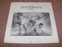 EUROPEANS ANIMAL 12PS SIGNED