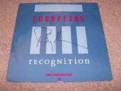 EUROPEANS RECOGITION 12UK PS