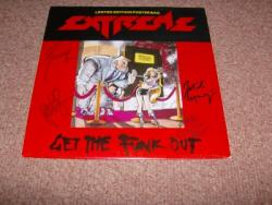 EXTREME AUTOGRAPHED 12