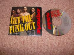 EXTREME FUNK OUT US PROMO CD