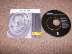 EXTREME WORDS AND HOLE US CD SINGLE