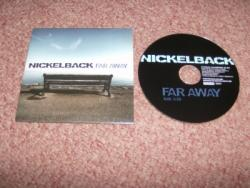 FAR AWAY UK PROMO CD