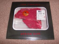 FOOS MEDIUM RARE VINYL LP