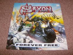 FOREVER FREE LP FULLY SIGNED