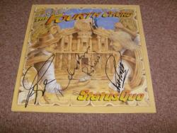 FOURTH CHORD LP FULLY AUTOGRAPHED