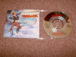 FREAKS CD SIGNED BY S ROTHERY