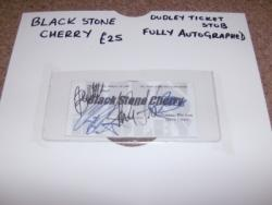 FULLY SIGNED DUDLEY STUB