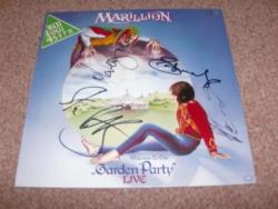 G PARTY GER 12PS FULLY SIGNED