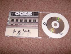 GO LET IT OUT CD SINGLE PS