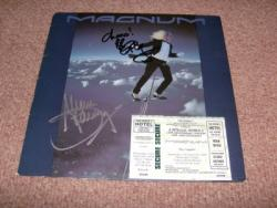 GOODNIGHT LP SIGNED BY 2