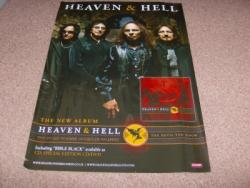 HEAVEN AND HELL PROMO POSTER