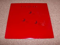 HOLD YOUR FIRE LP SIGNED BY GEDDY AND ALEX