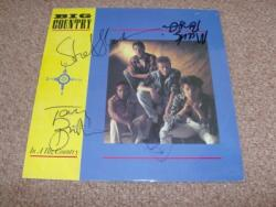 IN A BIG UK 12INCH FULLY SIGNED